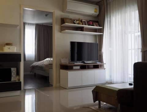 Dcondo, Private Place nearby BangSaen Beach&others