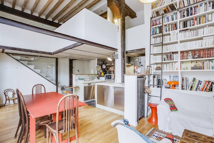 FAMILY LOFT - BUTTES CHAUMONT