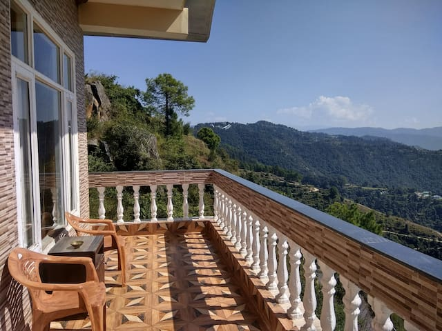 3 Bedroom | Balcony | Himalayan View | Spa
