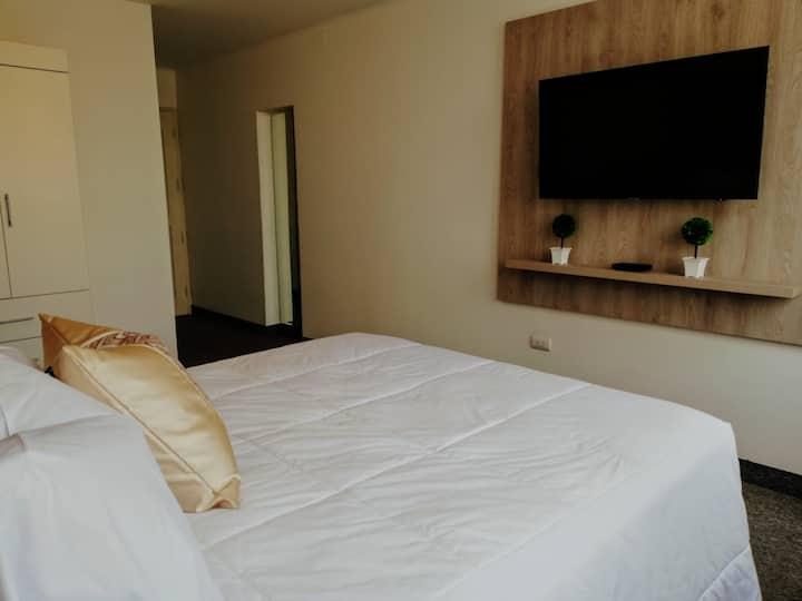 Habitación 206 Hotel Miraflores