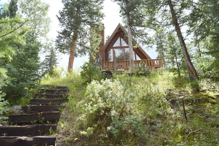 River Song - On The River - Upper Valley -  Secluded - Great Views - Pet Friendly
