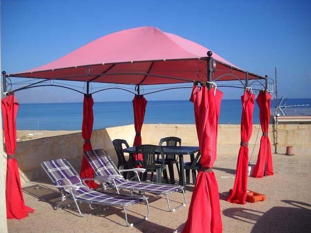 Appartamenti vicino al mare per cinque - Alcamo Marina - Apartemen