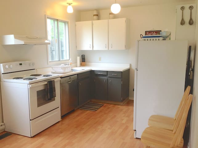 Kitchen - completely outfitted