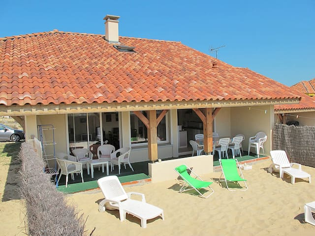 Holiday home in Contis-Plage - Contis-Plage - Dom