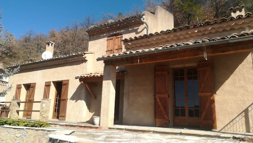 Villa à Volonne