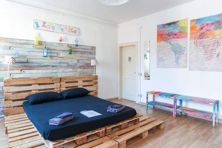 Nice, Big&Comfortable Suite in Cannaregio - Venice - Apartmen