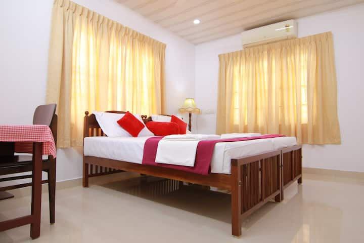Beautiful Family-Friendly homestay @ Fort Cochin..