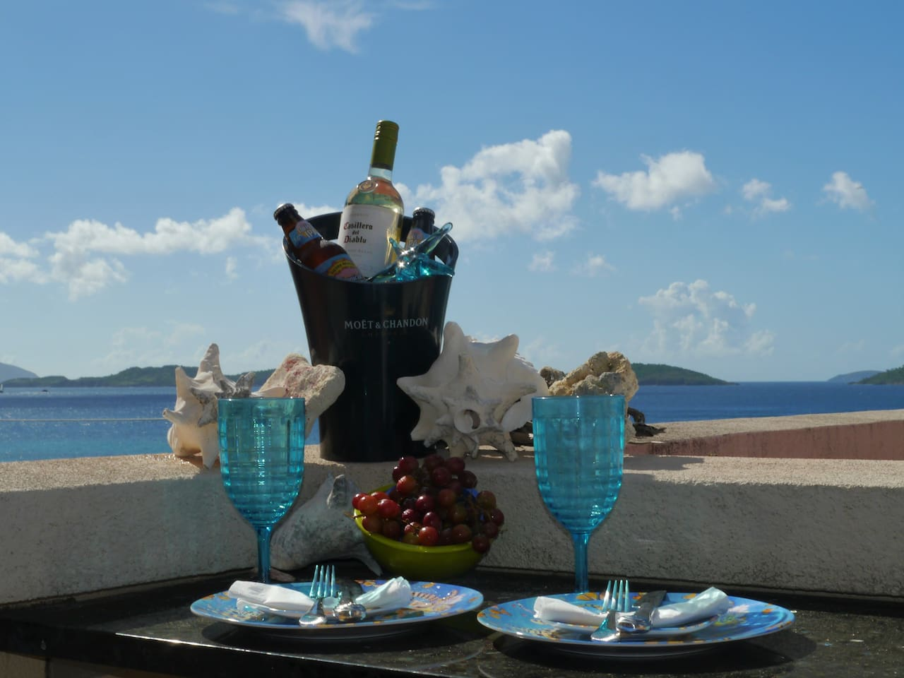 The perfect place to stay is J2O, The Penthouse at Grande Bay!