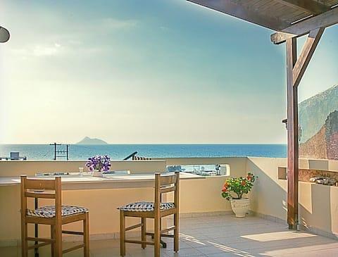 *Kalamaki Sight•Sea Sunset•Crete•Michael's*