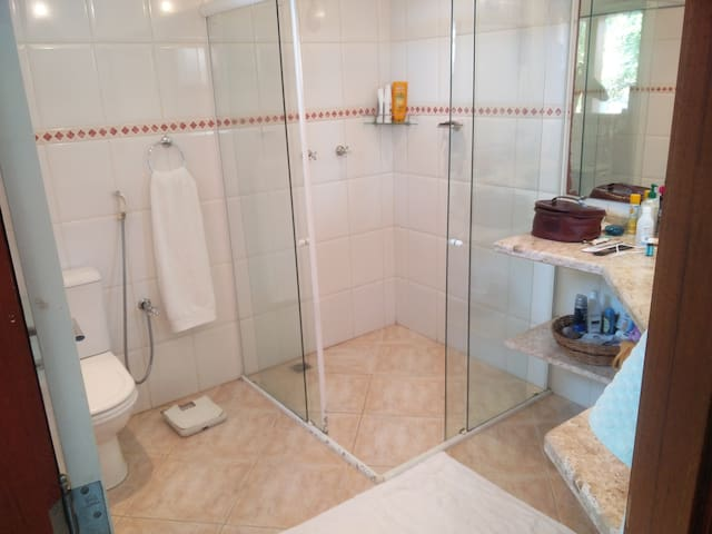 House with common pool by the beach - Arraial D'Ájuda, Porto Seguro - Rumah