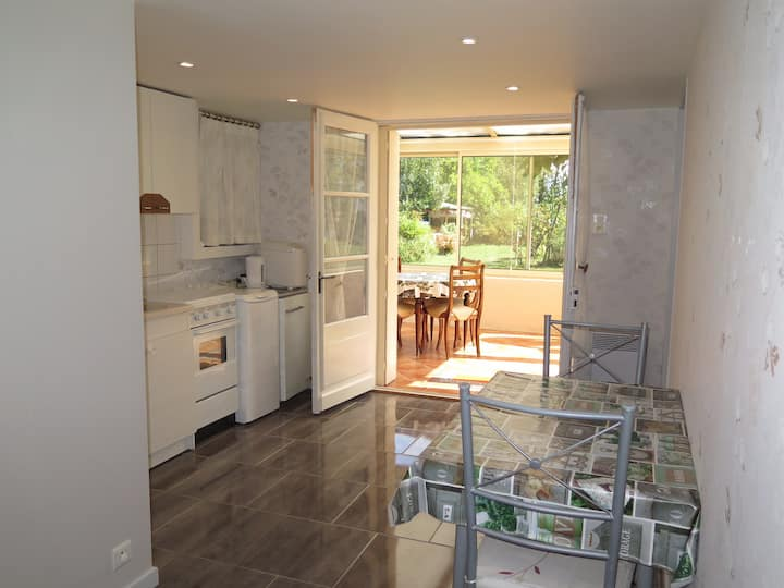 Les Petits Self contained 2 bedroom apartment