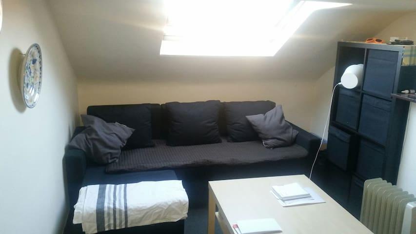 Chambre à louer dans quartier calme - Auderghem - House