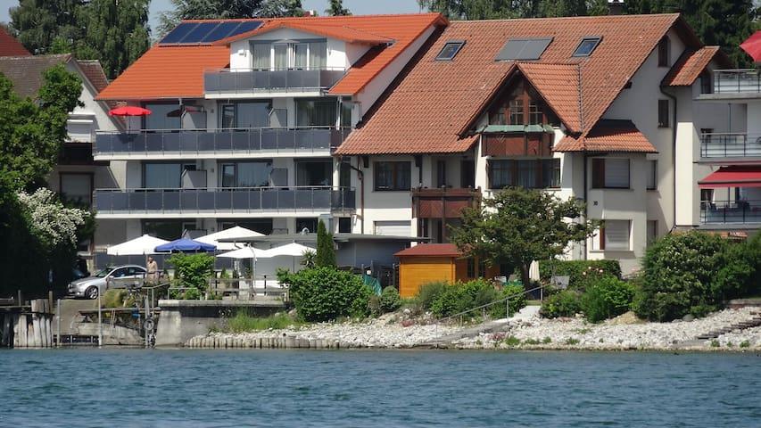 Gästehaus Dickreiter, (Immenstaad am Bodensee), Appartement Typ A1, 36qm, für 1 bis 3 Personen (max. 2 Erwachsene + 1 Kind bis 2 Jahre) ***