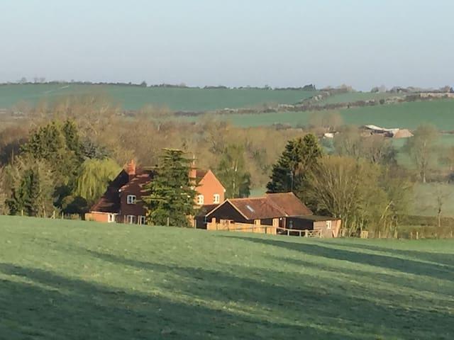 Little Oak Barn, Self catering cottage.