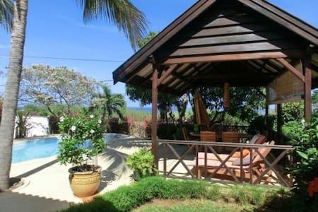 Villa  familiale avec piscine - Tamarin - Villa