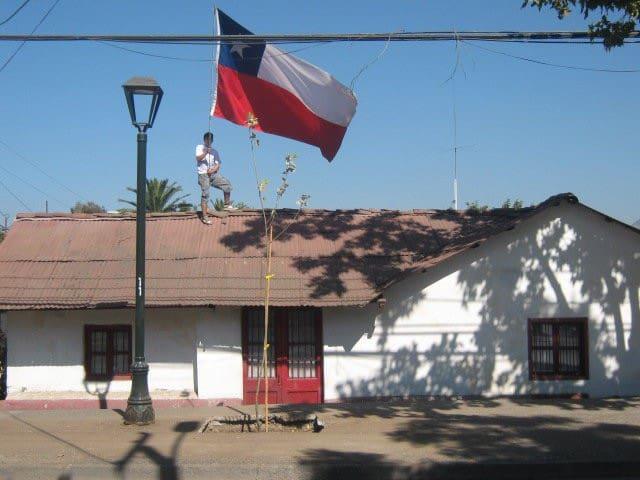 Casa de Barro - Lo Barnechea - Casa