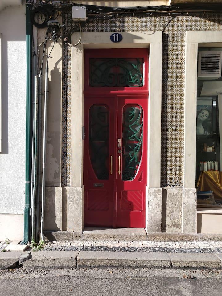 Porta da Casa Irene