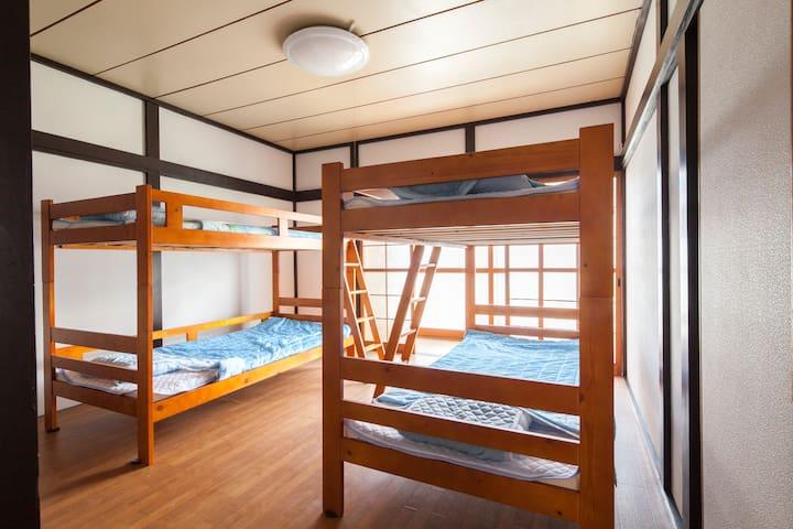[Shared Room] Champion's guest house - otaru - Haus