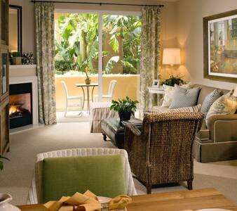 Spacious and gorgeous one bedroom apartment - Irvine - Huoneisto