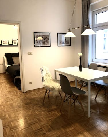 Beautyful fully equipped cityapartment@Hasselbach