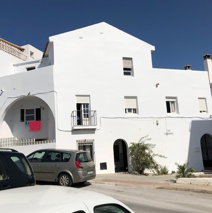 Casa Los Almendros en Vejer a 8 min del centro