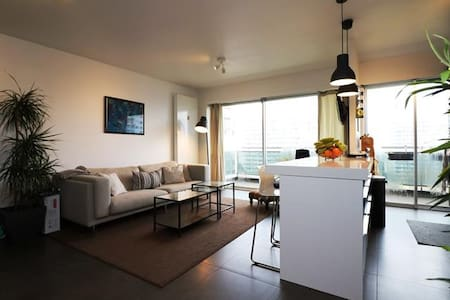 Modern apartment with terrace in Brussels - Woluwe-Saint-Lambert - 公寓