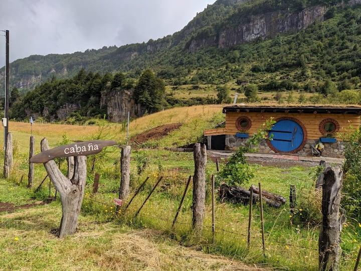Gnomos de la Patagonia, Cabañas, Coyhaique