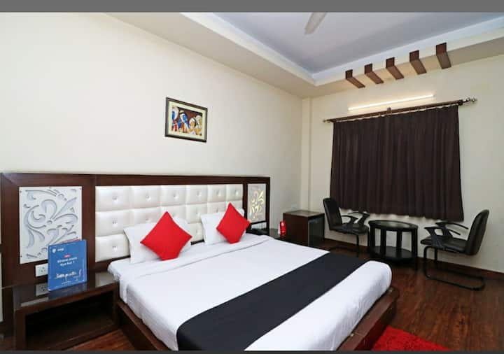 Cosy long stays in the middle of city centre..