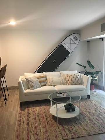 1br on the water- with paddle board! - Miami - Leilighet