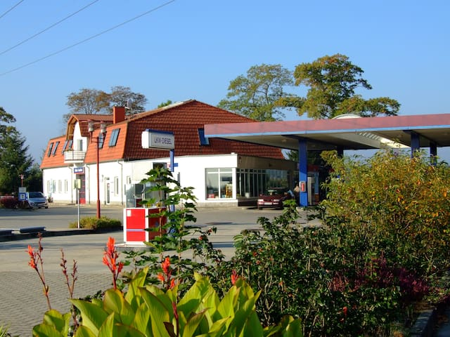 Gästewohnung mit Küche, nahe dem Altdöberner See - Altdöbern - Daire