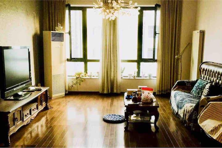 Jinan Mercure/Sunshine100 CozyHome*3rms1-4pers
