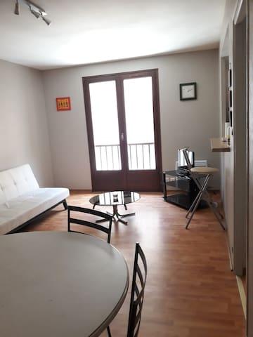 Appartement calme et lumineux en coeur de ville