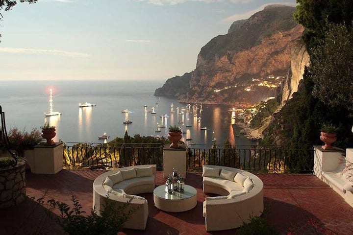 Villa Nina - location romantica a Capri