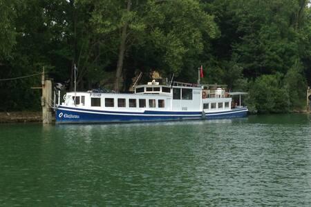 Houseboat experience near Paris - Champigny-sur-Marne