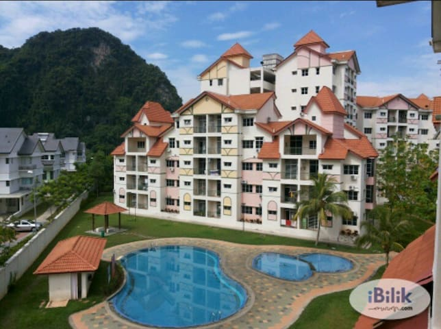 Ann's Homestay Sunway Alpine Village Apartment