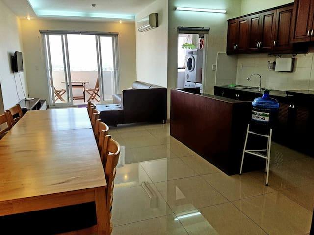 Beautiful apartment, great views - Quận 12 - Apartamento