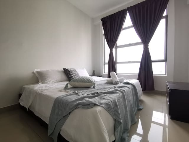 Budget and comfort home located in cyberjaya city