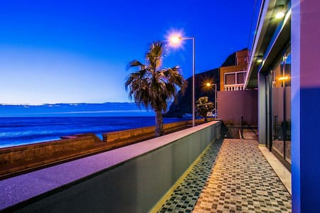 Modern luxury villa with sea views - Paúl do Mar