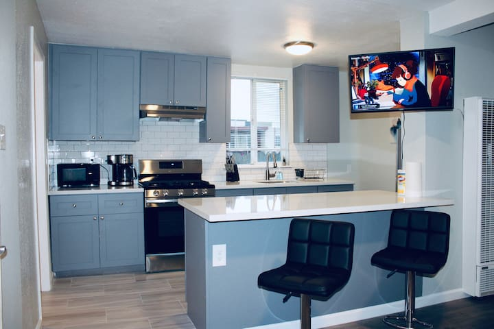 Newly Remodeled Luxury 2bd 1 br Apartment Near SFO