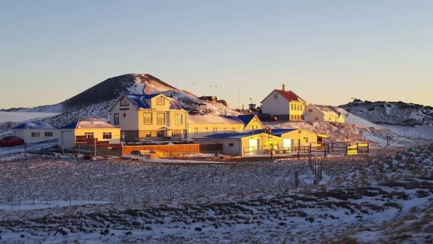 Þorlaugargerði beautiful cosy summerhouse