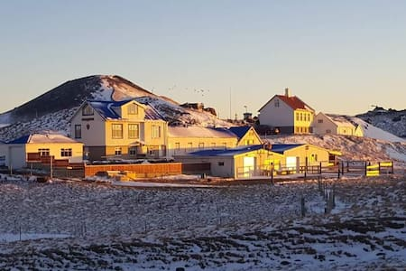 Þorlaugargerði - Beautiful cosy summerhouse