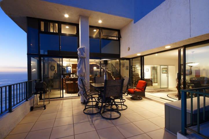 Calafia Eaglesloft Penthouse 14th Floor$198nt. - Rosarito - Apartamento