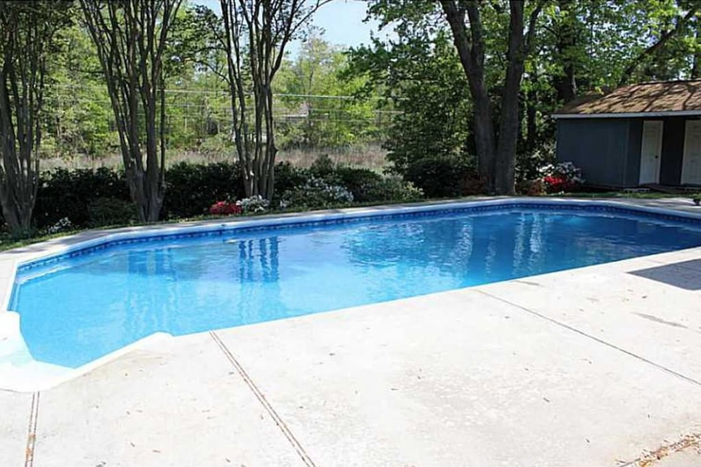 5 Bedroom Home W Inground Pool 10 Mins To Beach Houses For Rent In Virginia Beach Virginia