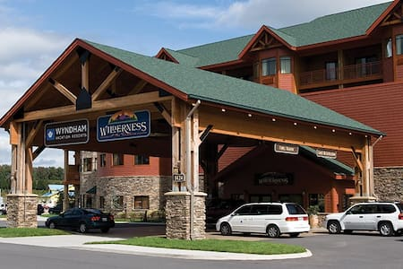 Tennessee Great Smokies Lodge - Sevierville