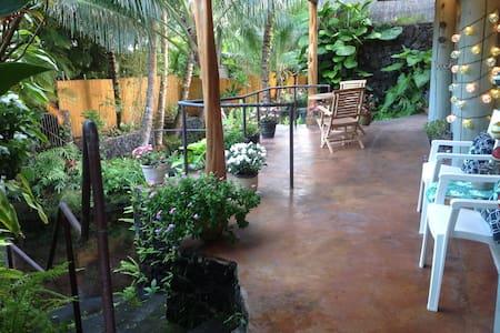 Kapoho Koi Suite With Warm Pond - Pāhoa