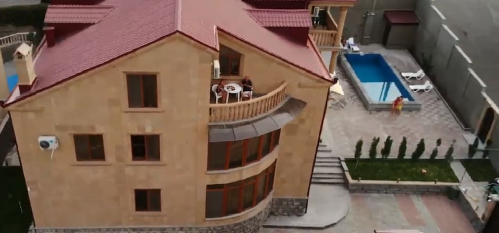 AFA Hotel & Guest House(Double room with balcony)