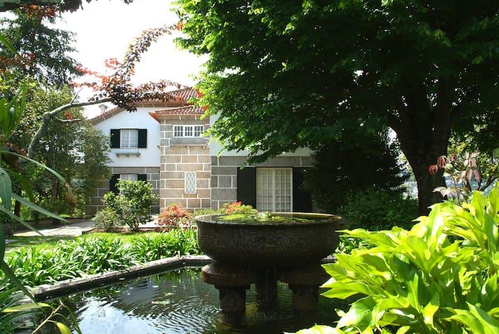 Quinta das Vessadas - Alojamento Local - Fornos - Willa