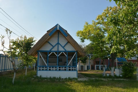 Sailors Guest House Jurilovca. Danube Delta House