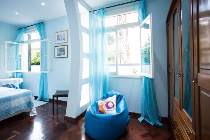 Nice Bedroon in Funchal - Funchal - Huis