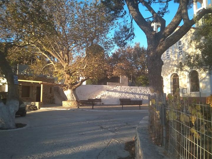 Traditional  house in beautiful Vrakades Village